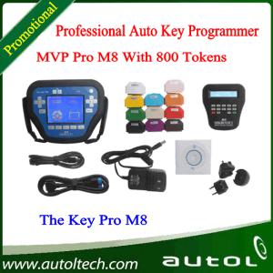 2016 Wholesale Professional Auto Diagnostic Locksmith Tool T Code Key Programmer MVP PRO M8 Key Programmer pictures & photos
