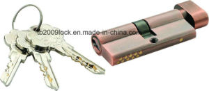 High Security Double Pins Groove Key Lock Cylinder (C3370-161AC-291AC) pictures & photos