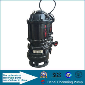 Centrifugal Vertical Sewage Pump Factory pictures & photos