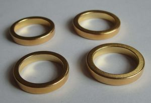 Ring Permanent Sintered Neodymium/ NdFeB Magnet pictures & photos