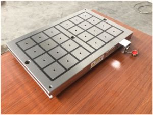 Electro Permanent Magnetic CNC Machinning Chuck pictures & photos