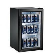 Big Vilume Mini Bar Refrigerator Counter Top display Mini Cooler pictures & photos