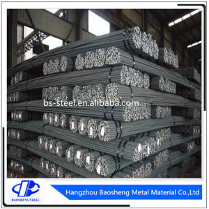 Reinforced Deformed Steel Rebar Iron Rods for Construction Concrete pictures & photos