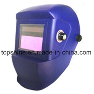 PP Professioanl Full Face Safety Welding Industrial Protective Helmet/Mask pictures & photos