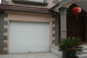 Charcoal Rolling Door with Motor pictures & photos