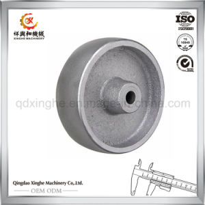 China Iron Water Pump Pulley Aluminium V Belt Pulley pictures & photos