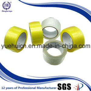 2016 New Tape with SGS Yellow Carton Sealing Tape pictures & photos