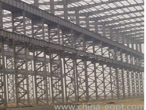 Heavy Steel Structure Workshop with Low Price and High Quality
