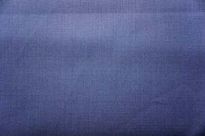 Blue Tweed Wool Fabric for Suit and Jacket pictures & photos