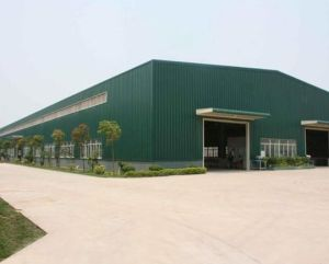 Steel Structural Industrial Factory Building (KXD-SSB135) pictures & photos