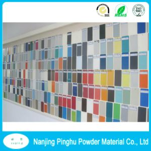 Industrial Electrostatic Spray Chemical Polyester Powder Coating pictures & photos