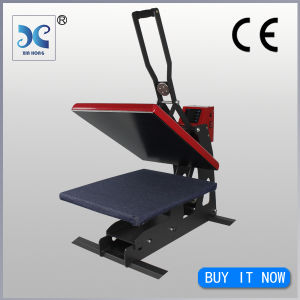 Professional Manufacturer Automatic Drawer Heat Press Printing Machine pictures & photos