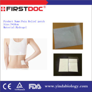 High Quality Japanese Pain Relief Gel Patch, Cold&Hot Patch, 7*10cm pictures & photos