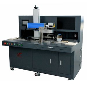 Customized PCB Board Auotomatic System Laser Marking Machine pictures & photos