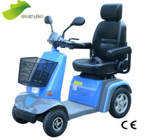 Electric Mobility Scooter with Luxury Chair Rpd414h pictures & photos