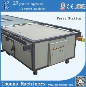 Automatic Flat Bed Screen Printing Machine for T-Shirt/Garment/Clothing/Fabric/Non-Woven/Plastic Film/Leather/Shoes Vamp/Slipper/Oxford Clothing pictures & photos