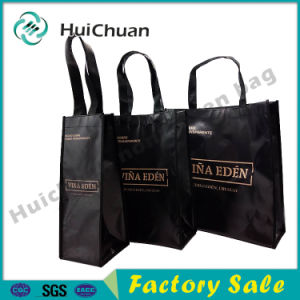 Customized Non Woven Wine Bag Tote Gift Bag pictures & photos