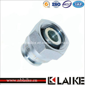 (9C) Elbow Orfs Male Hydraulic Tube Adapter