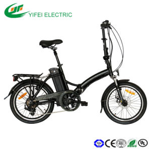 36V 250W Green Electric Foldable Ebike En15194 Tdn10z pictures & photos