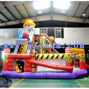 Activity Castles Bouncer Inflatable Party House/Inflatable Bouncy with Water Slide pictures & photos