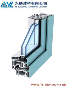 Yl Power Coating Aluminum Profile for Windows and Door pictures & photos
