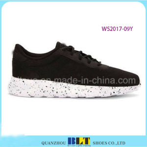 Black Color Sportshoes for Cheap pictures & photos