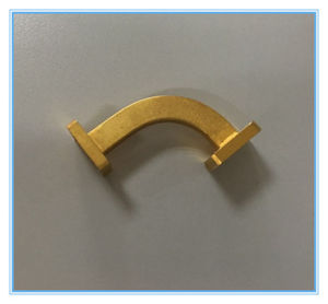 Hexu Microwave Gold Bend Waveguide pictures & photos