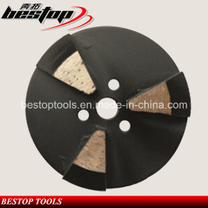 3 Segments Concrete Grinding and Polishing Tools pictures & photos