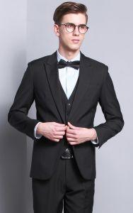 Wholesale Slim Fit Business Men Suit or Tuxedo pictures & photos