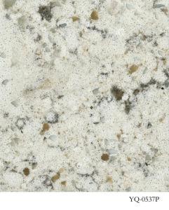 Quartz Stone Bath Granite Countertop (YQ-0537P) pictures & photos