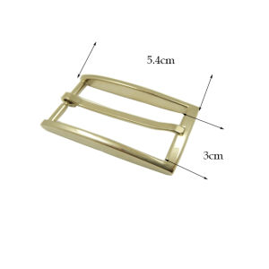 High Quality Simple Design Belt Buckle Making Suplier pictures & photos