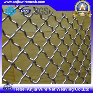 304 Stainless Steel Steel Square Mesh with CE&SGS pictures & photos