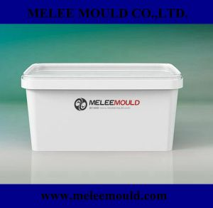 1 Kg Cheese Bucket 1250 Ml Plastic Injection Mould pictures & photos