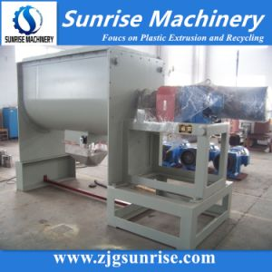 Horizontal Ribbon Mixer for Granules and Powder Mixing pictures & photos