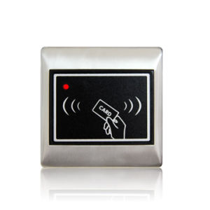 Waterproof Standalone RFID Card Access Control System, Reading Distance 3~6cm pictures & photos