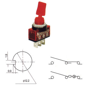 UL Approved Toggle Switches, Perfectly Suitable for Outdoor Applications. pictures & photos