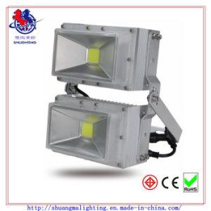 High PF 100W COB LED Flood Light