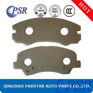 High Quality Disc Truck Brake Pads Back Plate Wholesaler pictures & photos