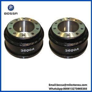 China Manufacturer Trailer Axle Parts Brake Drum 3600ax pictures & photos