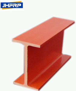UV Protected Glassfiber Fiberglass Reinforced Plastic GRP FRP I Beam H Beam pictures & photos