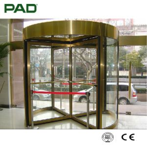 Automatic Rotating Door pictures & photos