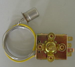 Washing Machine Capillary Thermostat