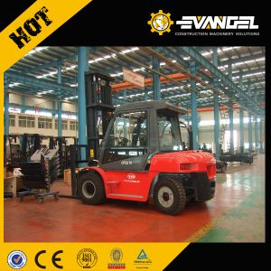 Isuzu Engine on Yto Forklift Cpcd70 for Sale pictures & photos