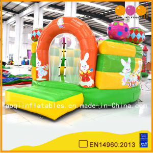 Mini Rabbit Bounce House Inflatable Trampoline Bouncer (AQ403-1) pictures & photos