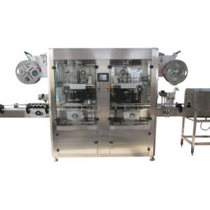 High Speed PVC Labels Sleeve Labeling Machinery pictures & photos