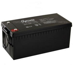 Renewable Energy Batteries 12V200ah 250ah 300ah pictures & photos