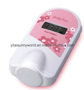 Portable Pocket Angel Sound Baby Ultrasound Fetal Doppler Sw-Fhr20 pictures & photos