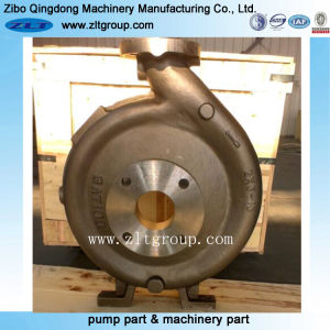 Sand Casting Stainless Steel /Carbon Steel Water Pump Body pictures & photos
