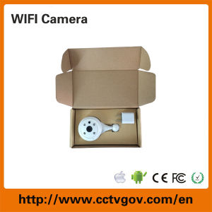 HD IR Night Vision WiFi Wireless CCTV Camera with SD Card pictures & photos