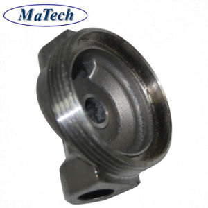 Factory Supplies Carbon Steel Casting Galvanized Valve Cover Components pictures & photos